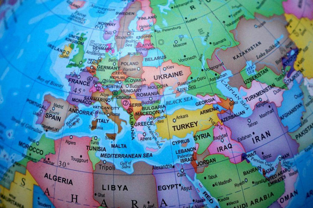 mediterraneo geopolitica corso difesa